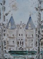 """Conciergerie"" © Bernard Peltier - 2017. Tout droit de reproduction interdit sans l'autorisation de l'artiste."